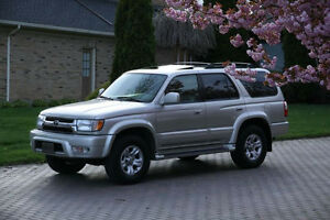 Wanted :  *** WANTED**** 2002 Toyota 4Runner Limited SUV