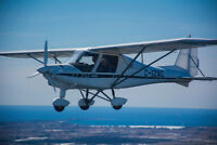 Ultralight pilot permit - Affordable way to fly