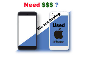 ARE YOU UP FOR SELLING YOUR USED PHONE?