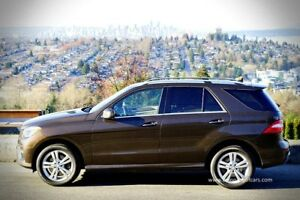 2015 Mercedes-Benz M-Class ML350 BlueTEC