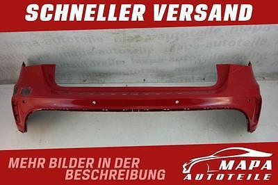 Mercedes GLA X156 AMG Bj ab 2013 Stoßstange Hinten PDC W156 Original Jupiter Rot