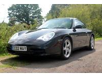 Porsche 911 3.6 996 Carrera 2 (2003)