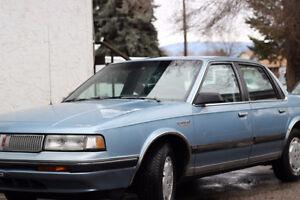 1991 Oldsmobile Cutlass Sedan