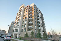 *Downtown Markham** Brand New Luxury Condo, Easy Access To Hwy