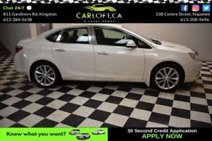 2012 Buick Verano Leather Package-LEATHER*HEATED SEATS*BLUETOOTH