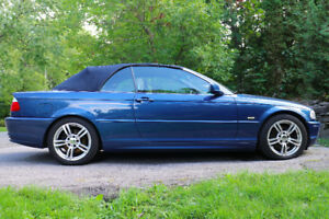 2002 BMW 325 Ci Convertible