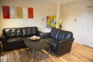 Condo 4 1/2 - 2 bedroom - Lux Furnished apartment - modern