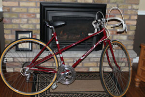 Mixte Raleigh 10 Speed for sale