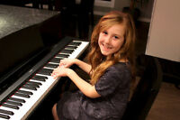 Piano, Voice and Theory Lessons in Winnipeg and Lac du Bonnet