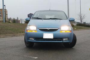 2005 Suzuki Swift+ Hatchback for ONLY $1,000!!!