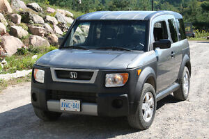 2005 Honda Element Y pack AWD SUV, Crossover
