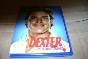 DEXTER THE SECOND SEASON - 3 DISC ON BLU-RAY