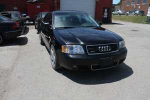 PARTING OUT AUDI A6 2004, 2.7 Automatic. AWD 182K