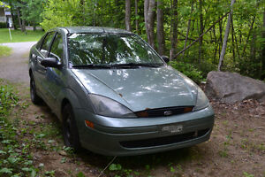 Ford Focus Berline 2003 automatique