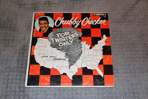 Great Autographed Chubby Checker Albums London Ontario image 2