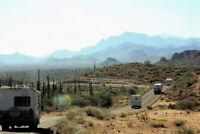 Tour Company – RV Caravans In Mexico $99K USD