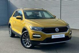 image for 2018 Volkswagen T-ROC HATCHBACK 1.0 TSI SE 5dr SUV Petrol Manual