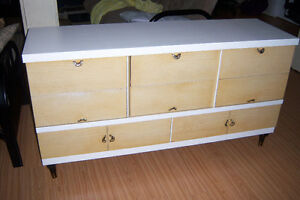 bedroom dresser with 8 drawers