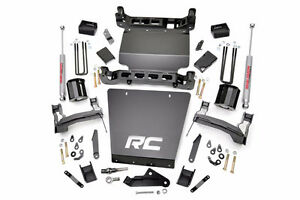 """5"""" Rough Country SUSPENSION LIFT 14-17 Chevrolet GMC 1500"""