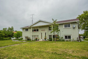 Outstanding 4 Plex in convenient Desbarats location! + 2 Lots!