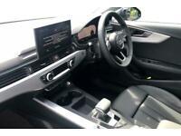 2021 Audi A4 Sport Edition 35 TDI 163 PS S tronic Semi Auto Saloon Diesel Autom