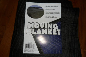 Furniture Moving Blankets - 14 total