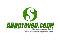 AHpproved.com! MORTGAGES / LOANS easy! No Income Bad Credit!