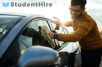 Car Cleaning & Detailing by StudentHire - You set the Price !