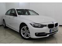 2013 63 BMW 3 SERIES 2.0 320D SPORT 4DR 184 BHP DIESEL