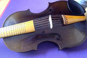 """Violon 16"""" fretté"""
