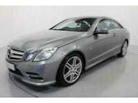 2012 Mercedes-Benz E-CLASS 2.1 E220 CDI BLUEEFFICIENCY SPORT 2d-2 OWNER CAR-HEAT