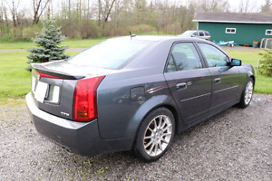 2007 Cadillac CTS Sport. Certified.