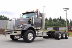 2011 Western Star 4900 EX Tri-Drive #4721
