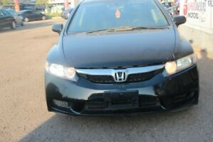 2010 Honda Civic Lx-S Sedan 5-Speed MT  FREE $500 Gas Card!!!