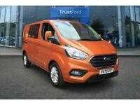2020 Ford Transit Custom 320 Limited L1 SWB Double Cab In Van FWD 2.0 EcoBlue 13