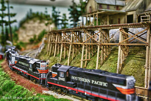 KRAZY KENNY'S WANTS YOUR MODEL TRAINS