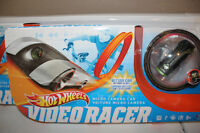NEW Hot Wheels Video Racer Micro Camera Cars