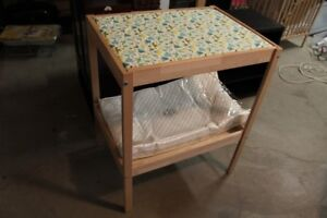 Ikea Baby Change table with pads