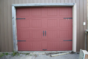 9 by 7 garage door