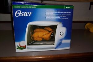 Oster Compact Horizontal Rotisserie