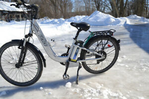 Electric Bike  $1300.00 nego