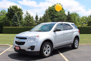 2014 Chevrolet Equinox SUV, Crossover *FACTORY WARRANTY*