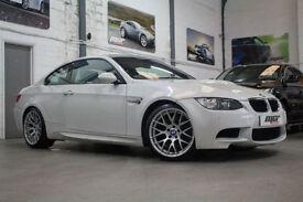 BMW M3 4.0 V8 DCT COMPETITION PACK, 13 Reg, 49k, Mineral White, Nav, DAB Etc..