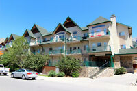 Full time living, Canmore Condo