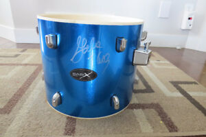 NEW Tom Tom Drum Signed by Gabe Mantle from GOB