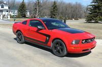 2008 Ford Mustang 4.0L AUTO Custom Paint ONLY 33,000 KMS