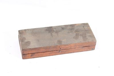 Old Case Wood For Gauge Transport Box Old Vintage Decor Box Box