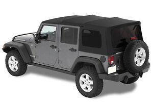 Jeep Wrangler JKU - Soft Top