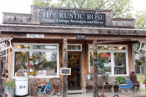 Rustic Cottage Decor -  Thurs. to Sat.  12 to 4