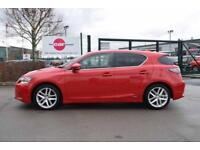 2014 LEXUS CT Lexus CT 200h 1.8 Advance 5dr CVT Auto